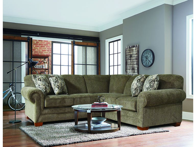 Monroe Sectional 1430 Sect Arnold Furniture