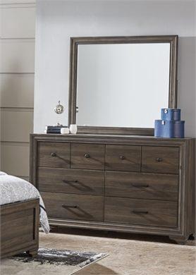 Dresser U0026 Mirror (445 BR DM)